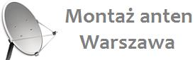 Montaż anten Warszawa - serwis antenowy SAT